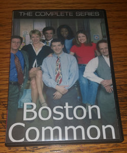 Boston Common 1996 The Complete Series On 3 Dvd's Traylor Howard Anthony Clark Vincent Ventresca