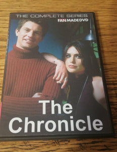 The Chronicle News From The Edge (2001) 2 Dvd's Chad Willett Rena Sofer Reno Wilson Jon Polito
