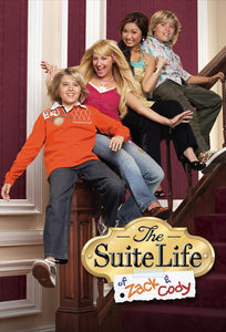 The Suite Life of Zack & Cody The Complete TV Series On DVD Cole Sprouse Dylan Sprouse