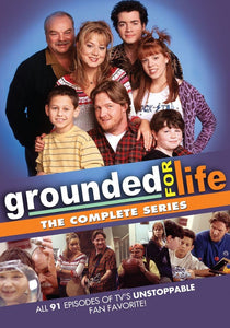 Grounded For Life 2001 !!!Widescreen!!! The Complete Series On 7 DVD's