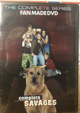 Load image into Gallery viewer, COMPLETE SAVAGES(2004)THE COMPLETE SERIES ON 2 DVD'S Keith Carradine Erik von Detten Jason Dolley