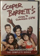 Load image into Gallery viewer, Cooper Barrett's Guide to Surviving Life(2016)THE COMPLETE TV SERIES ON 1 DVD Jack Cutmore-Scott