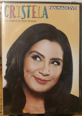 CRISTELA(2014)THE COMPLETE TV SERIES ON 2 DVD'S Cristela Alonzo Maria Canals-Carlos Gabriel