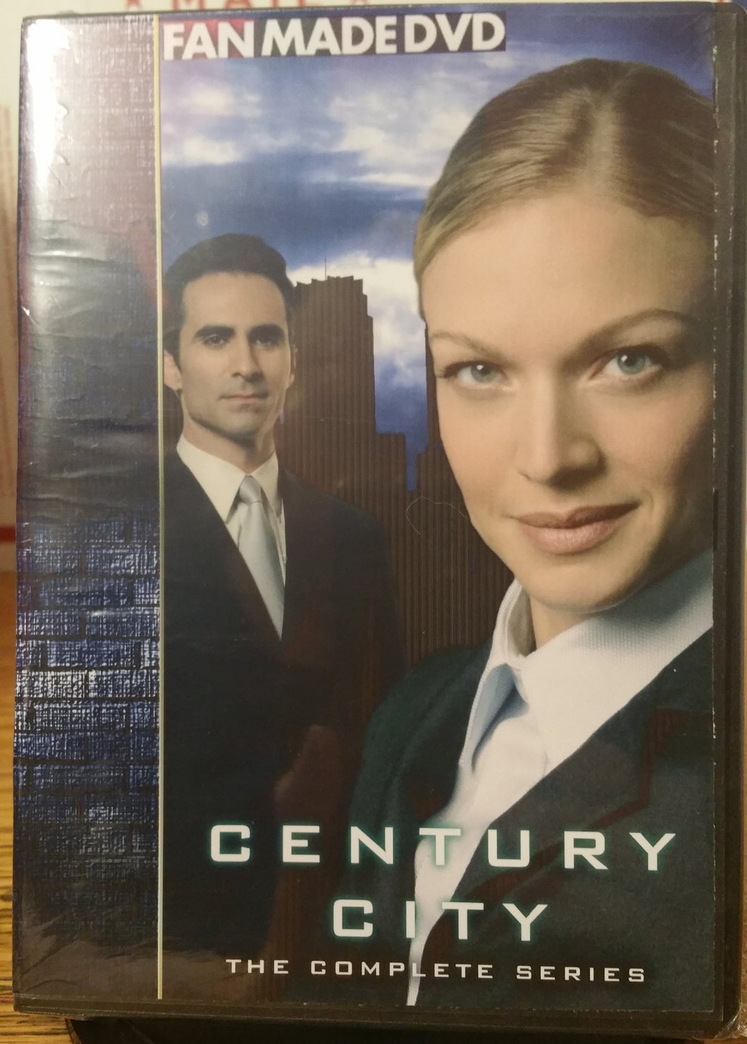 Century City THE COMPLETE TV SERIES 9 EPISODES ON 1 DVD Nestor Carbonell Hector Elizondo