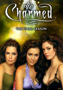 Charmed The Complete Series Seasons 1-2-3-4-5-6-7-8 USA Retail 48 Dvd Set
