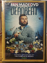 Load image into Gallery viewer, DEADBEAT (2014) THE COMPLETE TV SERIES 36 EPISODES ON 3 DVD'S Tyler Labine Brandon T. Jackson