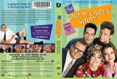 The Drew Carey Show Complete TV Series Seasons 1 - 9 ON 20 DVD'S Ryan Stiles Diedrich Bader