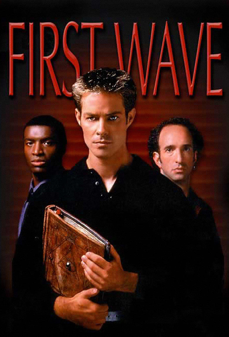 First Wave The Complete TV Series On DVD Rob LaBelle Traci Lords Joe Pascual Sebastian Spence