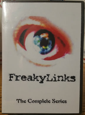 Freakylinks (2000) Freaky Links The Complete Tv Series On DVD Ethan Embry Lisa Sheridan Karim