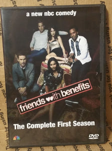 Friends with Benefits 2011 THE COMPLETE TV SERIES ON DVD Ryan Hansen Danneel Ackles Zach Cregger
