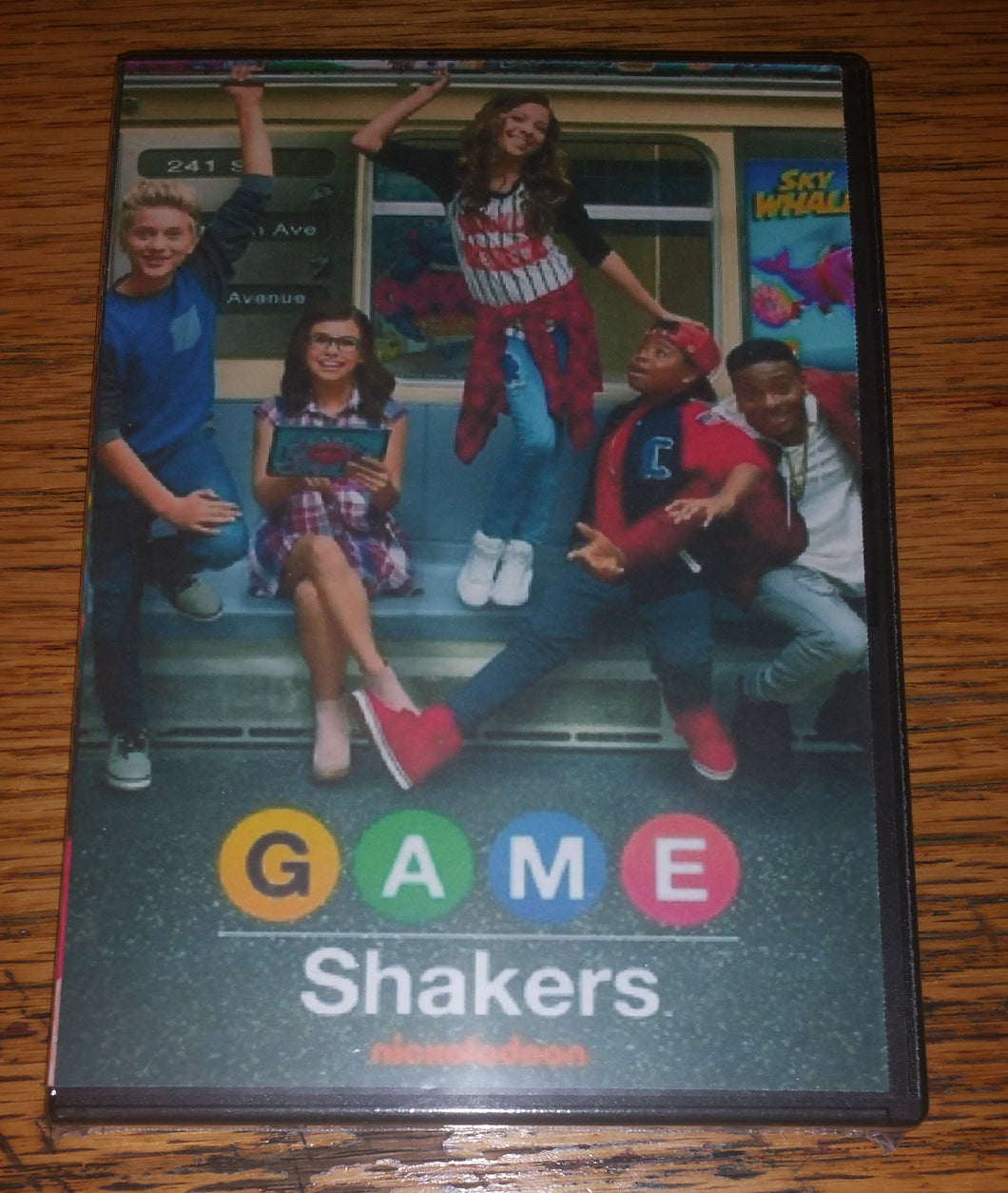 Game Shakers 2015 The Complete Tv Series On Dvd Cree Cicchino, Madisyn Shipman, Benjamin Flores, Jr
