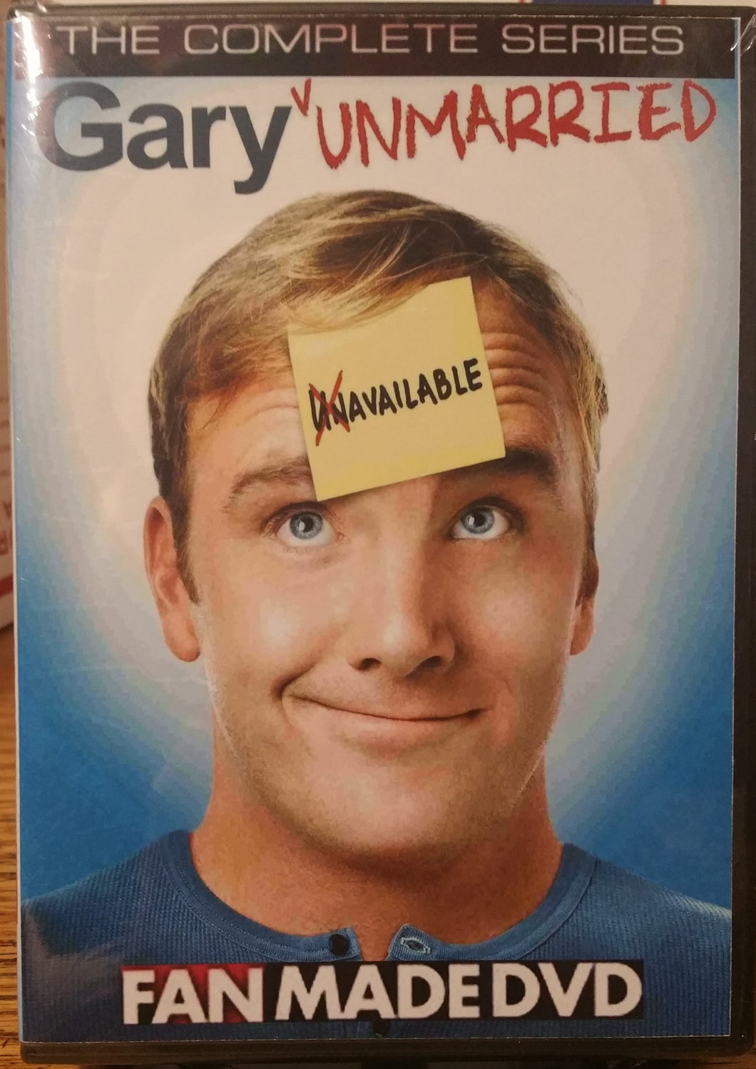 GARY UNMARRIED(2008)THE COMPLETE TV SERIES ON 4 DVD'S Jay Mohr Paula Marshall Jaime King 37 EPS