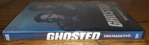GHOSTED (2017) THE COMPLETE TV SERIES 16 EPISODES ON 1 DVD Craig Robinson Adam Scott Ally Walker