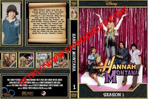 Hannah Montana The Complete TV Series On DVD + The Movie !RETAIL IMPORT!