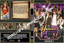 Load image into Gallery viewer, Hannah Montana The Complete TV Series On DVD + The Movie !RETAIL IMPORT!