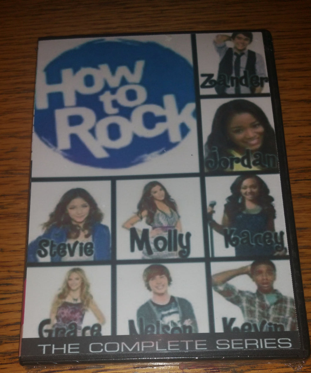 How to Rock 2012 THE COMPLETE SERIES ON 2 DVD'S Cymphonique Miller