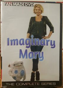 IMAGINARY MARY (2017) THE COMPLETE TV SERIES 9 EPISODES ON 1 DVD Jenna Elfman Stephen Schneider