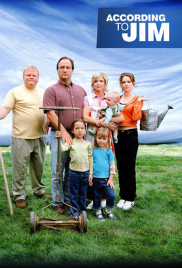 According To Jim The Complete Series Jim Belushi Courtney Thorne-Smith Larry Joe Campbell