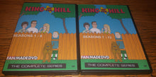 Load image into Gallery viewer, King of the Hill 1997 THE COMPLETE SERIES ON 13 DVD'S