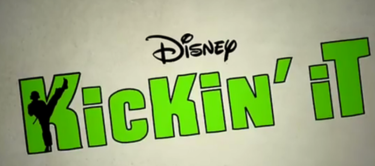 Kickin' It 2011 The Complete TV Series On 8 DVD'S Disney XD