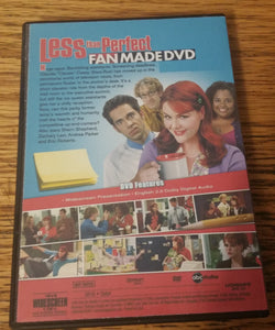 Less than Perfect 2002 The Complete Series On 9 DVD's Sara Rue Zachary Levi Eric Roberts Will Sasso