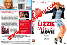 Load image into Gallery viewer, Lizzie Mcguire 2001 The Complete Tv Series + The Movie On 9 DVDs Disney Nickelodeon