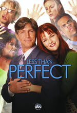 Load image into Gallery viewer, Less than Perfect 2002 The Complete Series On 9 DVD's Sara Rue Zachary Levi Eric Roberts Will Sasso