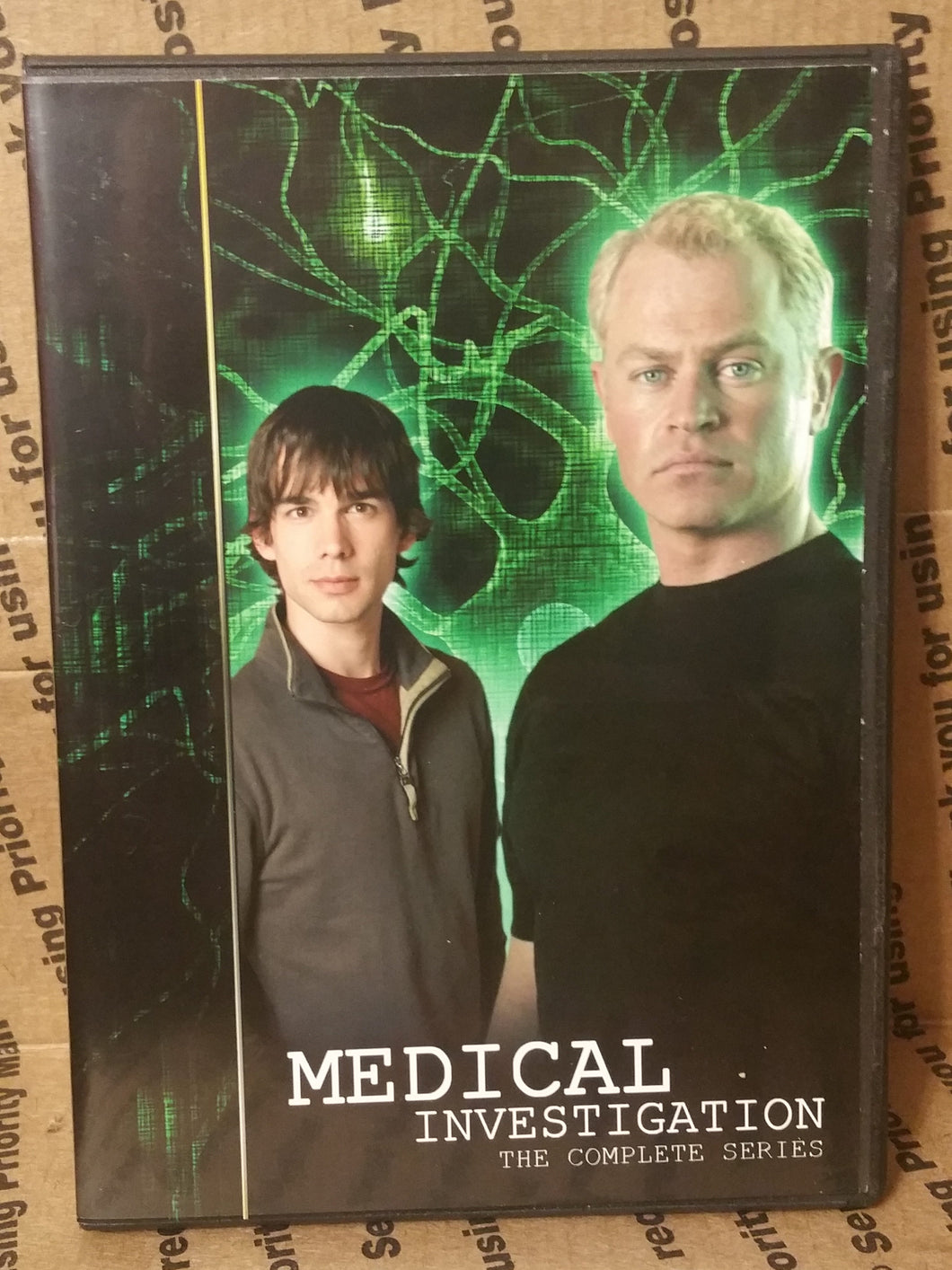 Medical Investigation 2004 THE COMPLETE TV SERIES ON DVD Neal McDonough Kelli Williams Christopher