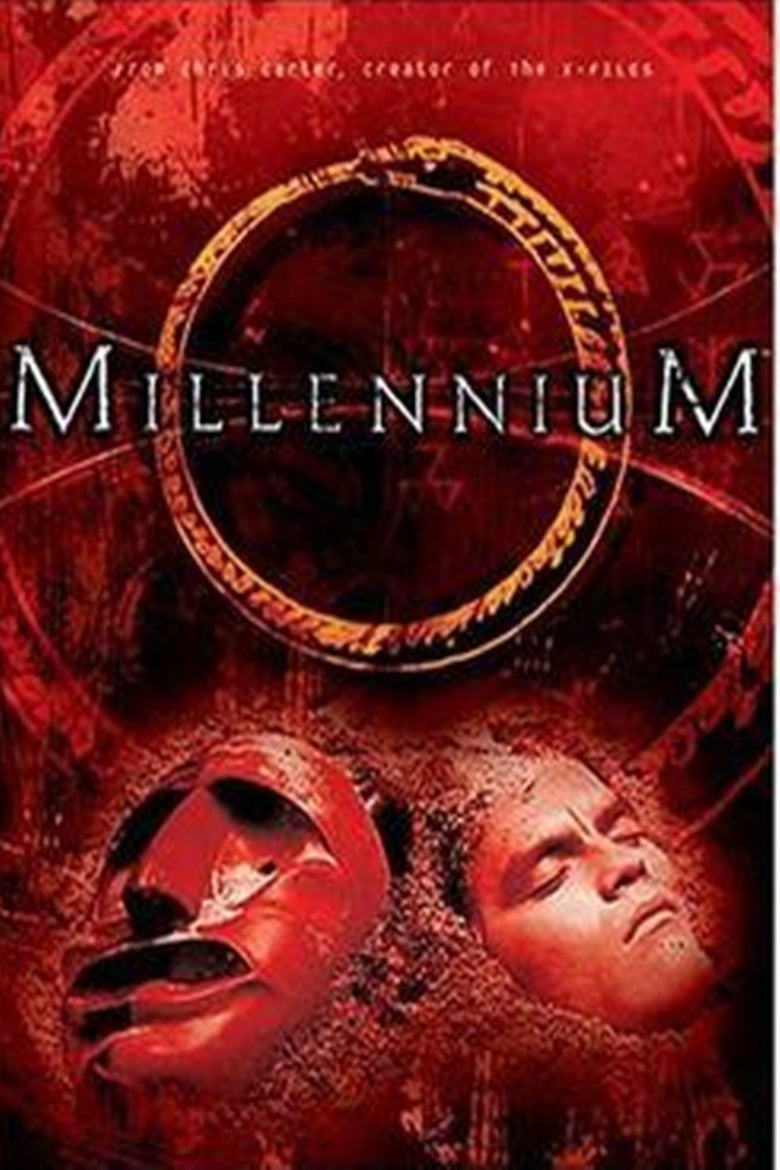Millennium 1996 The Complete TV Series On DVD [USA RETAIL 18 DVD SET]