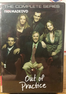 Out Of Practice(2005)the Complete Series On Dvd Christopher Gorham Henry Winkler