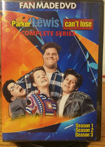 Parker Lewis Can't Lose (1990) THE COMPLETE TV SERIES ON DVD Corin Nemec