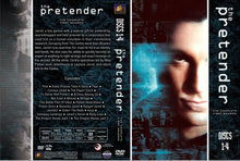 Load image into Gallery viewer, The Pretender The Complete TV Series +2 Movies Michael T. Weiss ,Andrea Parker (RETAIL) 34 DVD SET
