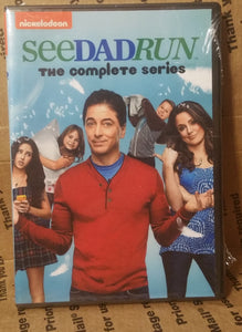 SEE DAD RUN 2012 THE COMPLETE TV SERIES ON DVD Nick at Nite Nickelodeon  Scott Baio