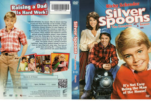 Silver Spoons 1982 Complete TV Series On DVD Ricky Schroder Erin Gray Joel Higgins Leonard Lightfoot