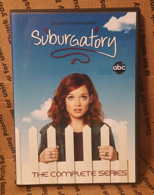 Suburgatory 2011 THE COMPLETE TV SERIES ON DVD Jane Levy Jeremy Sisto Allie Grant Cheryl Hines