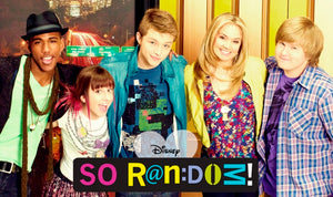 Sonny With A Chance 2009 And So Random 2011 The Complete Series On 6 DVDs Disney Nickelodeon