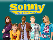 Load image into Gallery viewer, Sonny With A Chance 2009 And So Random 2011 The Complete Series On 6 DVDs Disney Nickelodeon