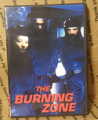 The Burning Zone 1996 THE COMPLETE TV SERIES ON DVD Jeffrey Dean Morgan Tamlyn Tomita James Black