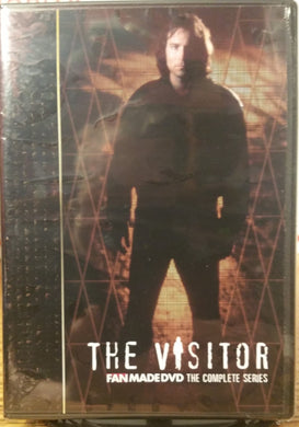 The Visitor 1998 THE COMPLETE TV SERIES John Corbett Grand L. Bush Leon Rippy Steve Railsback