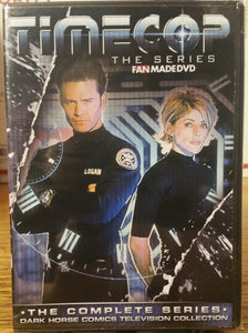 Timecop 1997 THE COMPLETE TV SERIES T.W. King Cristi Conaway Don Stark Kurt Fuller