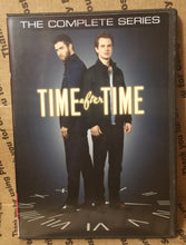 Load image into Gallery viewer, Time After Time 2017 THE COMPLETE TV SERIES ON DVD Freddie Stroma Joshua Bowman Génesis Rodríguez