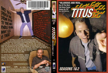 Load image into Gallery viewer, Titus 2000 The Complete Tv Series On 10 Dvd's Chris Titus Stacy Keach [USA RETAIL]