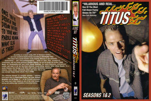 Titus 2000 The Complete Tv Series On 10 Dvd's Chris Titus Stacy Keach [USA RETAIL]