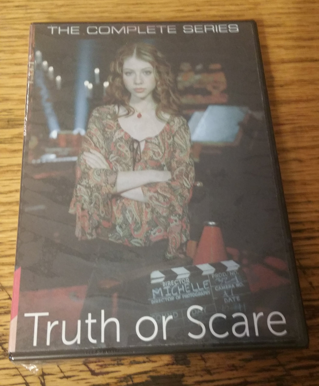 Truth or Scare 2001 THE COMPLETE SERIES ON 3 DVD'S Michelle Trachtenberg