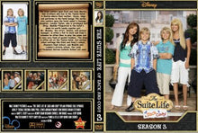 Load image into Gallery viewer, The Suite Life of Zack & Cody The Complete TV Series On DVD Cole Sprouse Dylan Sprouse