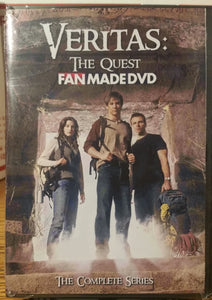Veritas: The Quest 2003 The Complete TV Series On DVD Ryan Merriman Alex Carter Cobie Smulders