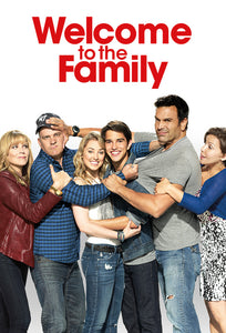 Welcome to the Family 2013 THE COMPLETE TV SERIES ON DVD Ricardo Chavira Mike O'Malley Joseph Haro