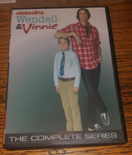 Load image into Gallery viewer, Wendell & Vinnie 2013 THE COMPLETE SERIES ON DVD Jerry Trainor Buddy Handleson