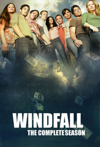 Windfall 2006 THE COMPLETE TV SERIES ON DVD Luke Perry Peyton List Lana Parrilla Emma Prescott