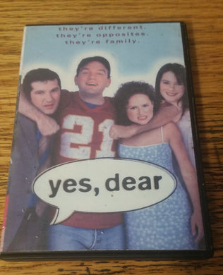 Yes, Dear 2000 The Complete Series On 10 DVD's Anthony Clark Jean Louisa Kelly Mike O'Malley